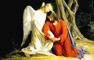 adoration_angel_comforts_jesus_Gethsemane_Carl_Bloch_600x383